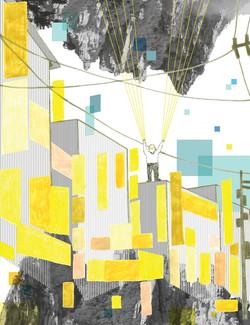 Yellow voice of my Seoul