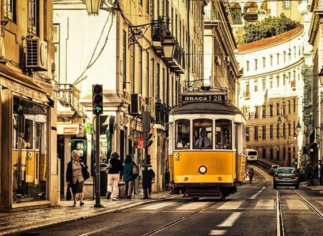 NEXT STOP: Lisbon- Portugal !