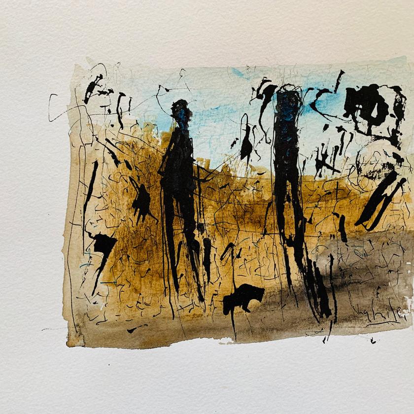 Gabriel Lalonde, sans titre, 25 x 34 cm