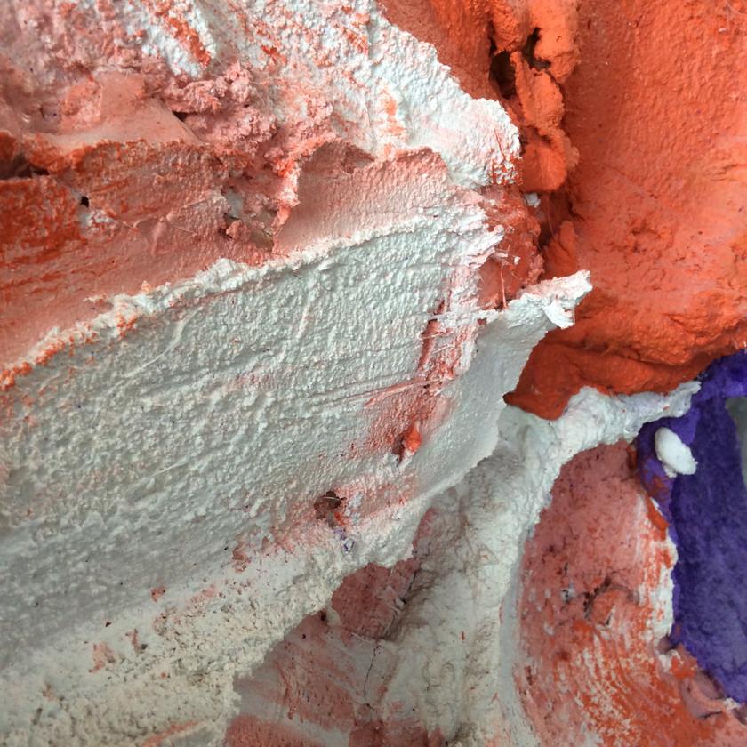 Son matériau? le ciment