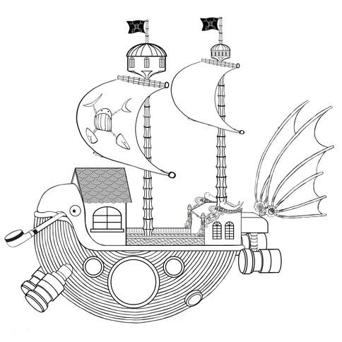 Whale Tale Ship