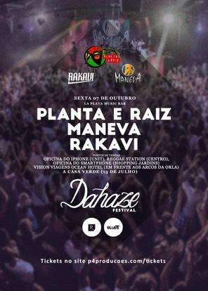 DAHAZE FESTIVAL