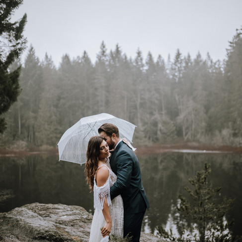 Spectacle Lake Elopement
