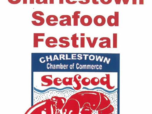 Charlestown Seafood Festival, August 6-8
