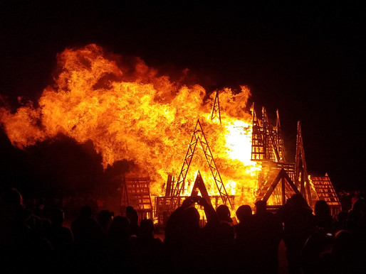 Annual Bonfire Cancelled