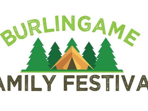 Burlingame Family Festival Oct 13