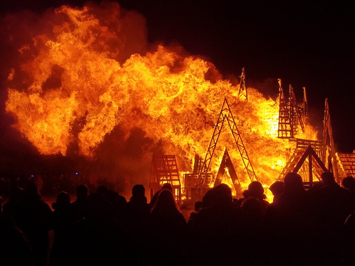 Don't miss the Bonfire on New Year's Eve