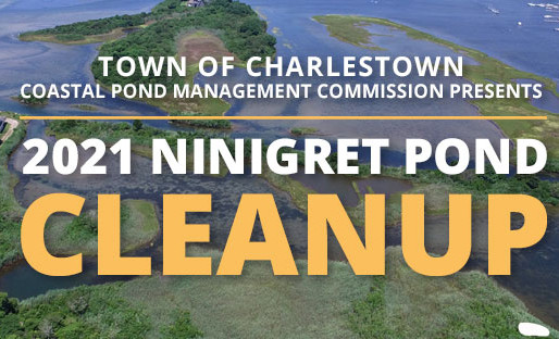 Ninigret Pond Clean-up May 22