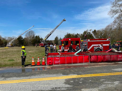 Ninigret Park was perfect site for regional firefighter training