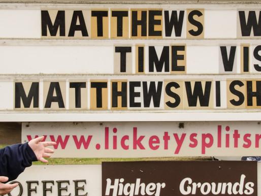 Please support Matthew's Wish