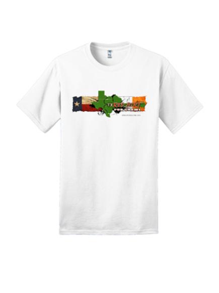 Texas Red Dirt Pub Crawl T-shirt