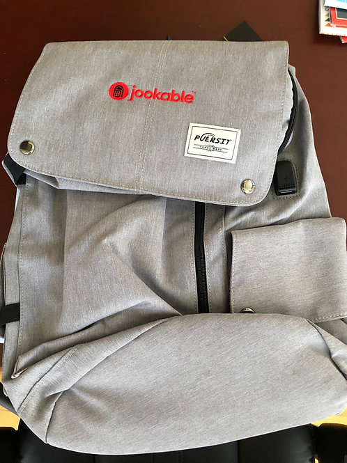 jookable™ Vintage Laptop Travel Waterproof Backpack