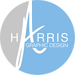 Harris Graphic Design Logo