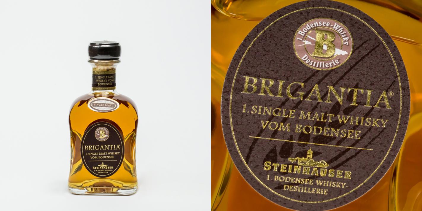 Steinhauser: Brigantia Whisky