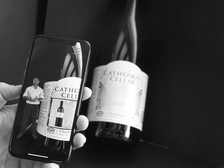 Wine lovers can take the cellar master home with Augmented Reality