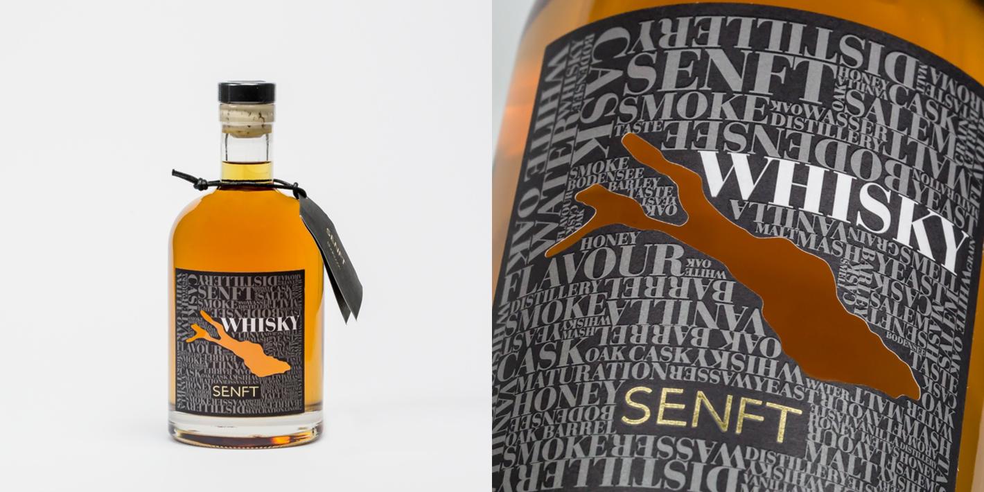 """SENFT """"Bodensee Whisky"""""""