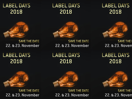 LABEL DAYS 2018 | THE POWER OF BEING DIFFERENT