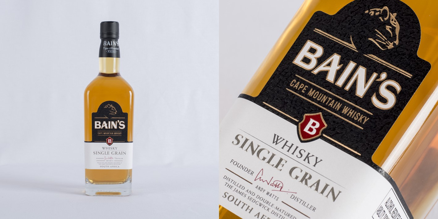BAINS Single Grain Whisky