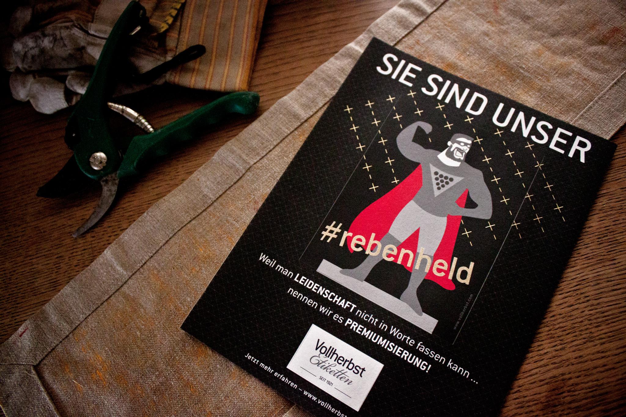#Rebenheld