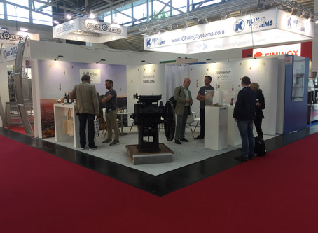 Fresh and innovative at the drinktec 2017