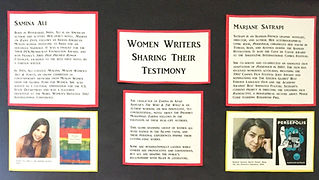Women Writers Sharing Their Testimony cr