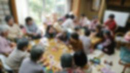 カラフル 北神戸 イベント ハンドメイド教室 高齢者 ママ ベビー キッズ お祭り 神戸市北区 鹿の子台 三田市 八多