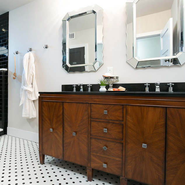 Convert Space to a Master Bathroom