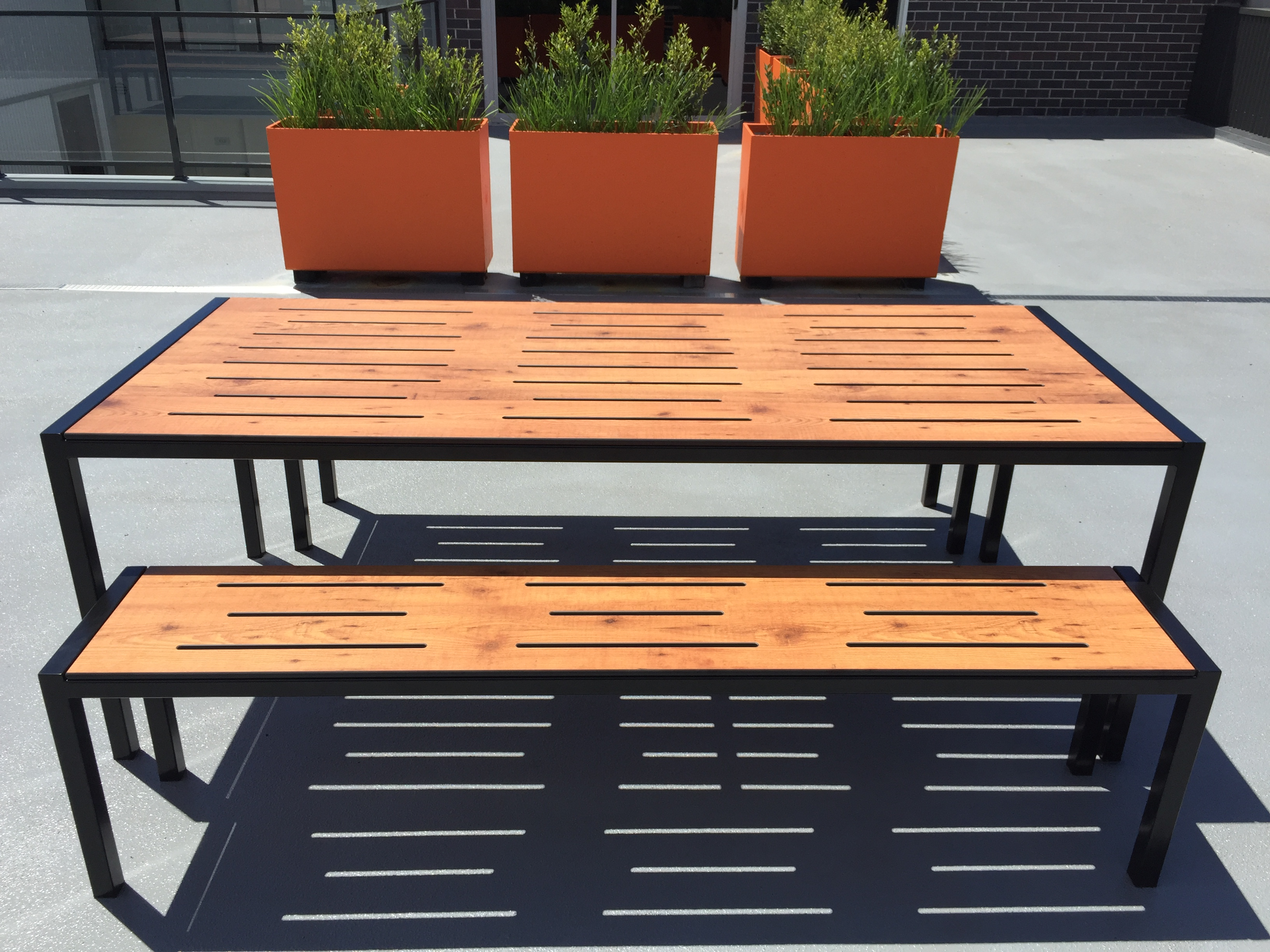 Outdoor Tables 5_Wattle Lane Roof