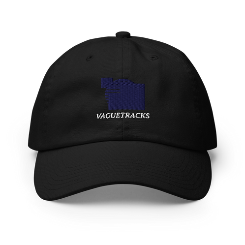 PURPLE LOGO EMBROIDERED HAT