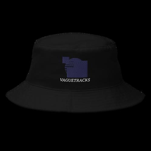 PURPLE LOGO BUCKET HAT