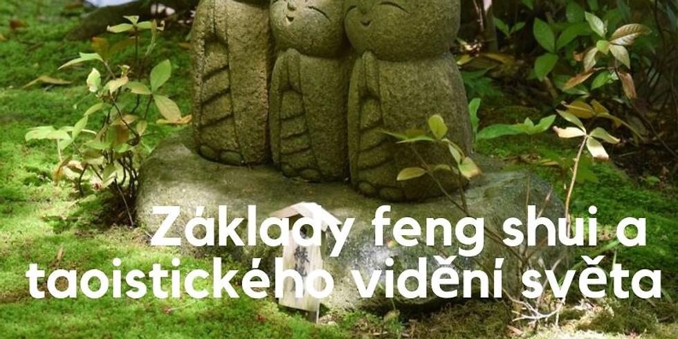 Základy taoistického pohledu na svět a feng shui - seminář