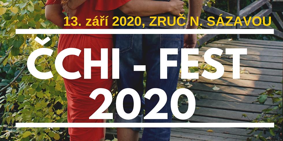 Čchi Fest 2020 - festival o životní síle pro harmonii a zdraví rodiny