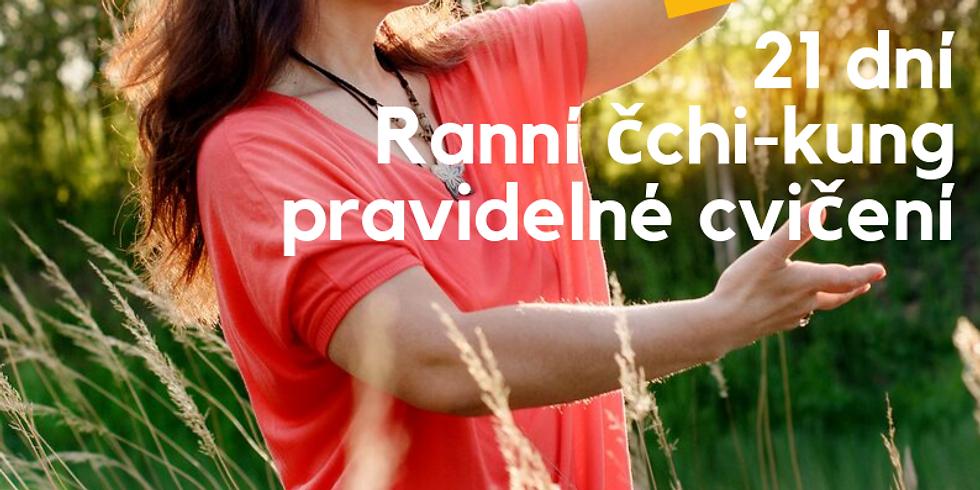 21 dní Ranní čchi-kung pro všechny - pravidelné cvičení