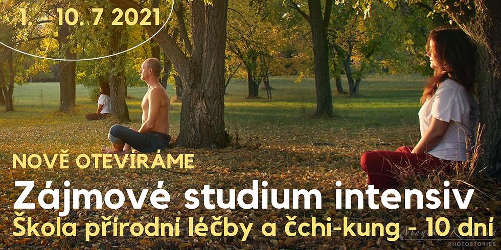 Škola přírodní léčby a čchi-kung - zájmové studium intensiv - 10 dní v přírodě