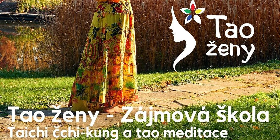 Tao ženy - Zájmová škola pro ženy s Taichi čchi-kung