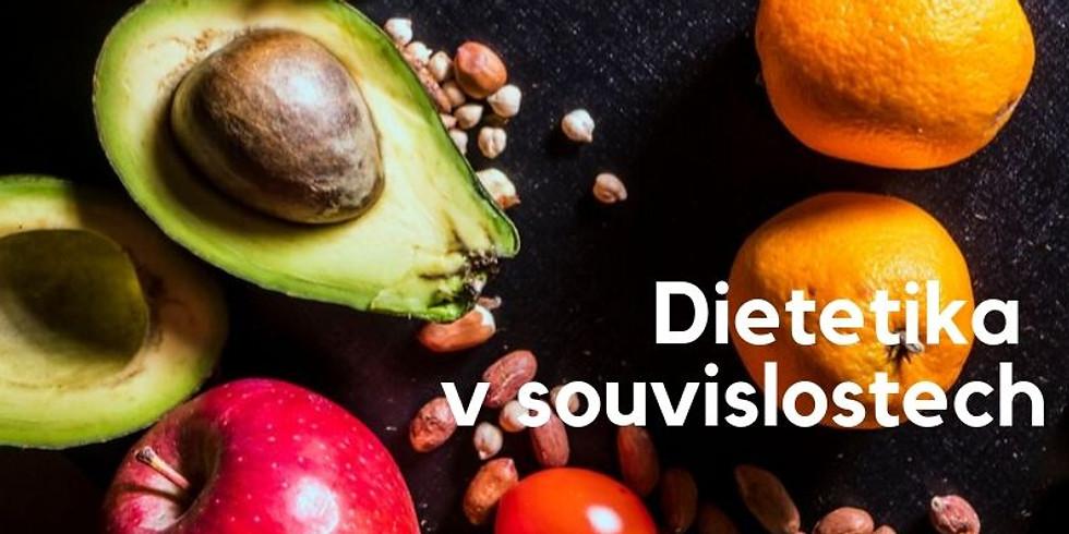 Dietetika v souvislostech aneb moudrá výživa z hlediska celostního pohledu na člověka - seminář