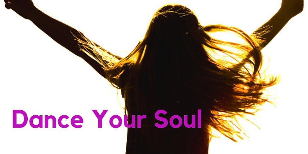 Dance your soul - otevřené (nejen) taneční večery