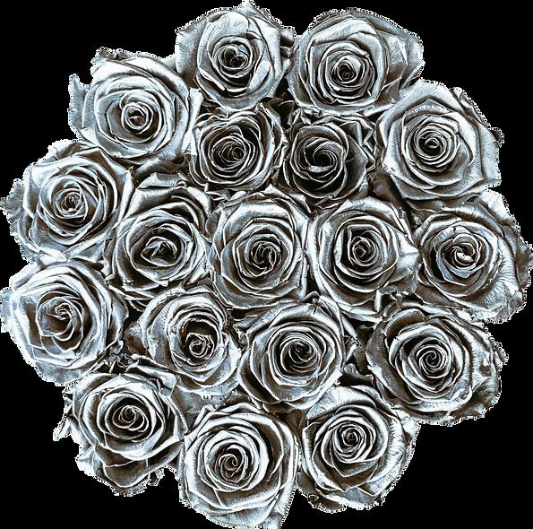 FlowerBox / Argent / Moyenne