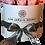 Thumbnail: FlowerBox / Rose Baby Rond-Blanc  / Moyenne