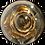 Thumbnail: Rose Sous Cloche / Dorée / M
