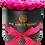 Thumbnail: FlowerBox / Rose Fushia Or-Centre  / Moyenne