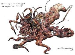Shoggoth boceto rapido