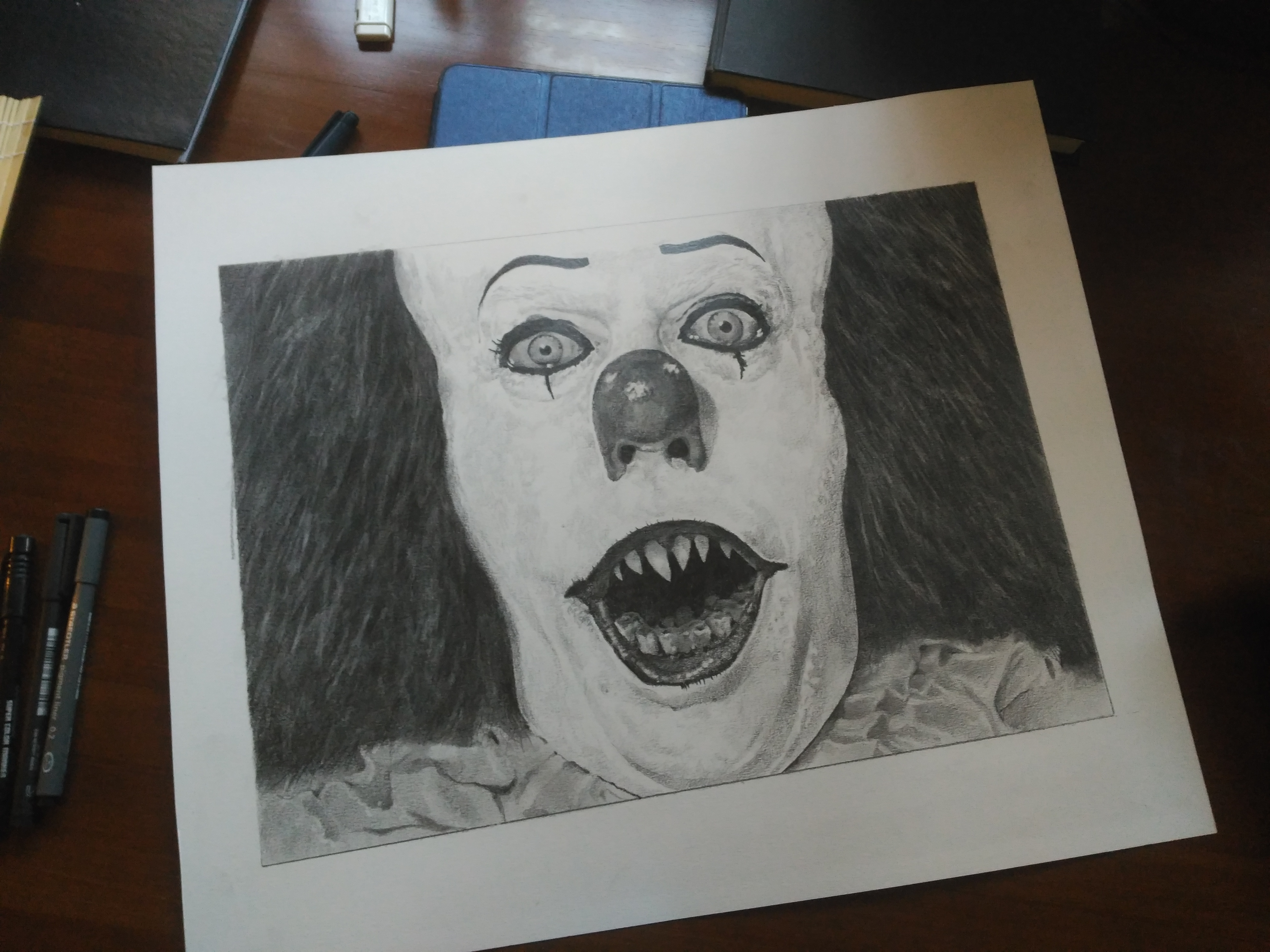 Pennywise (Tim Curry)