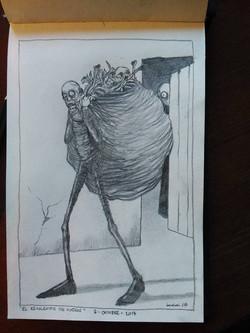 El recolector de huesos