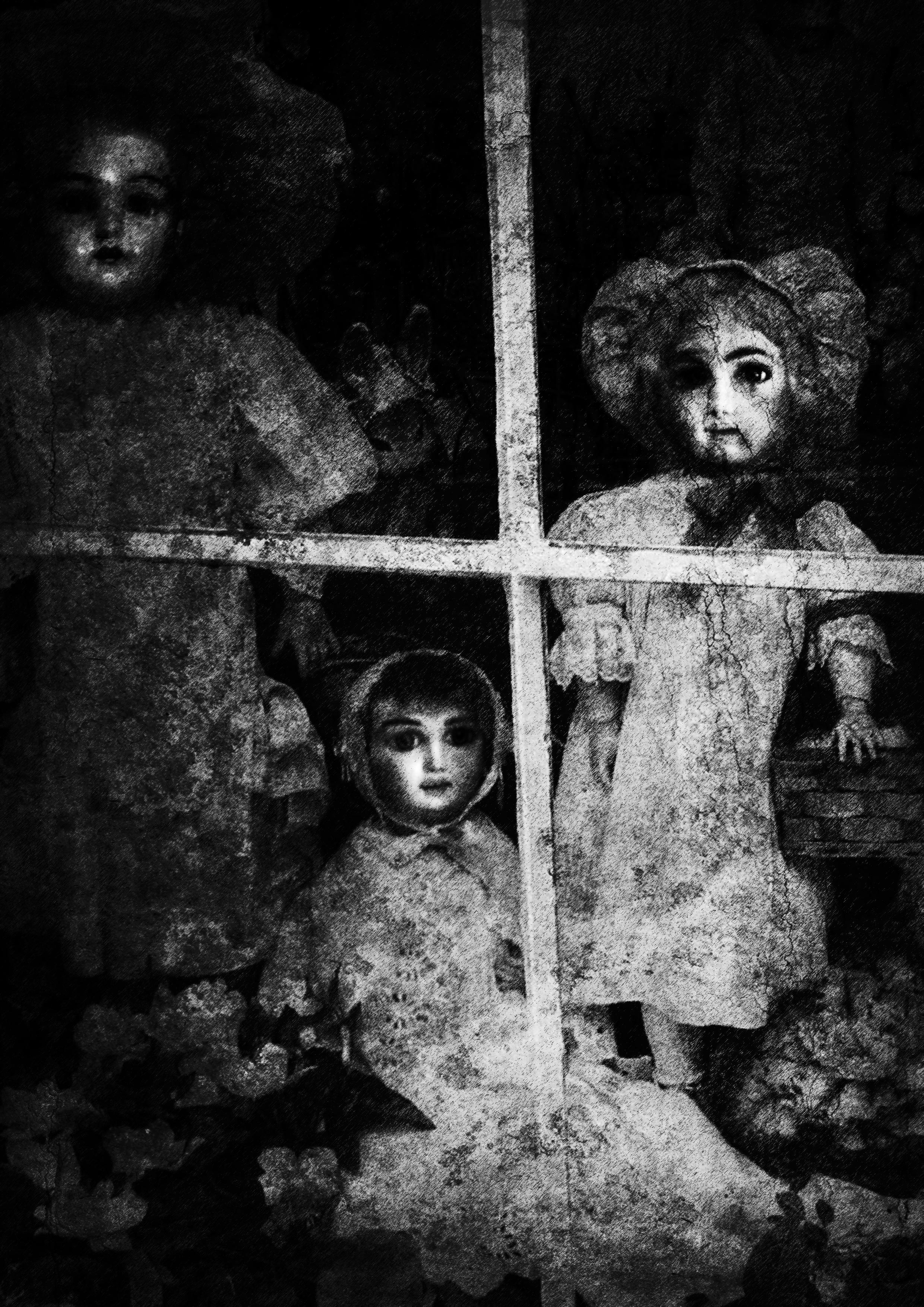 Las muñecas dibujo 1