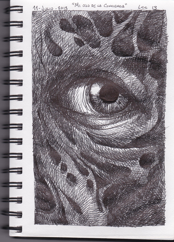 Mi ojo de la conciencia
