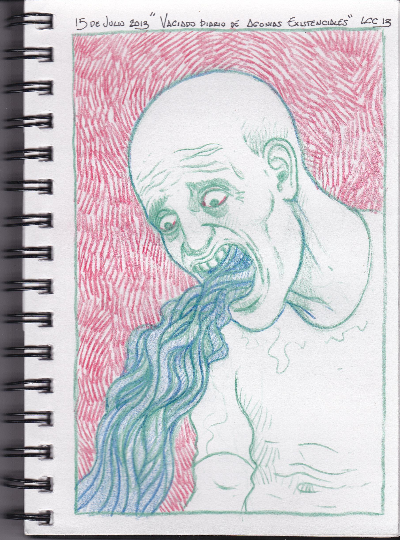 Vaciado diario de agonías
