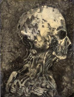 El visitante 2 (Huesos)