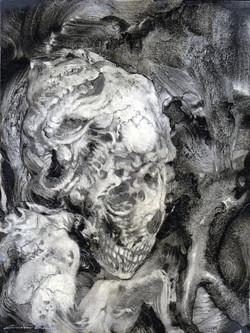 El visitante 9 (huesos)