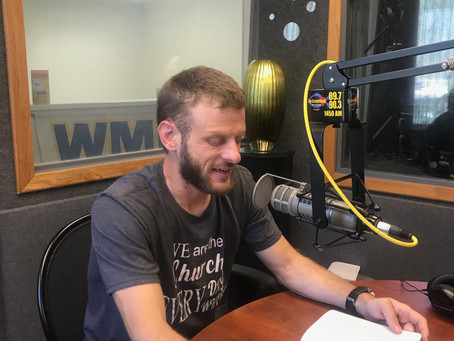 Radio Spots for BluePrint